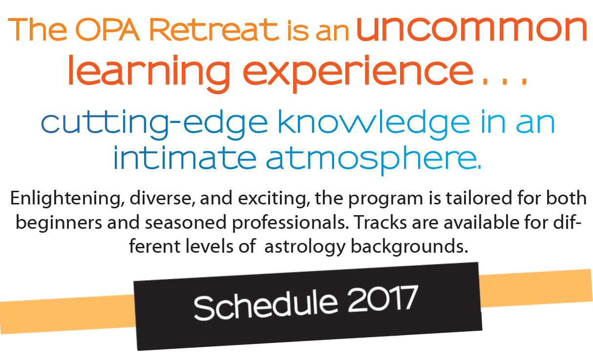 OPA 2017 Retreat
